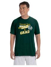 CSU Dad and Grad T-shirt